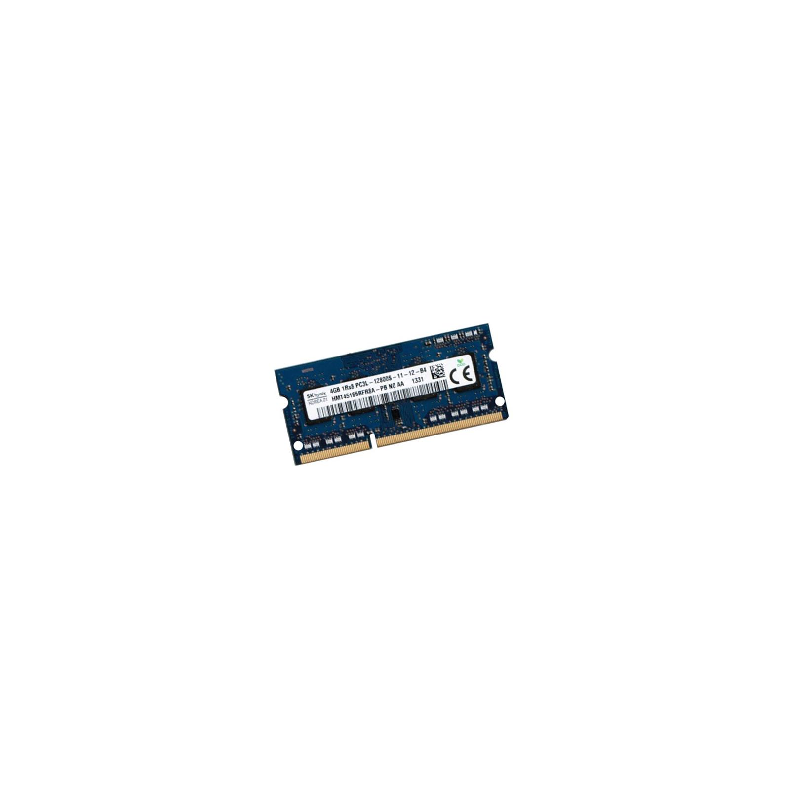 Модуль памяти для ноутбука SoDIMM DDR3 4GB 1600 MHz Hynix (HMT451S6BFR8A-PB)