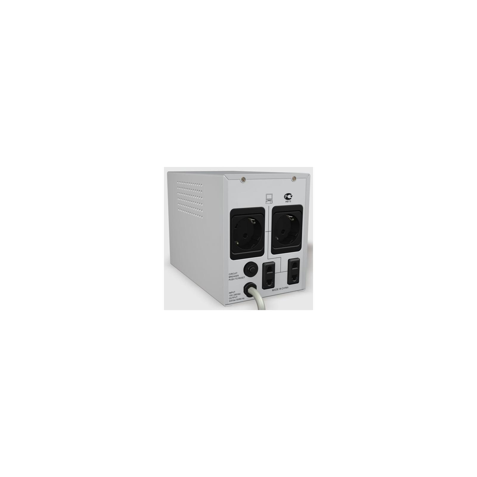 Стабилизатор Defender Real 1500VA (99020) изображение 2