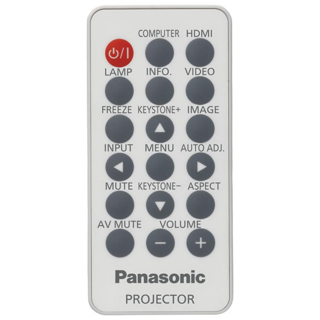 Проектор PANASONIC PT-LW321E изображение 3