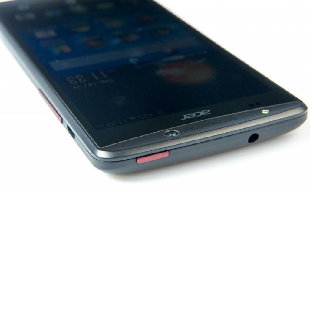 Мобильный телефон Acer Liquid E700 Triple SIM E39 Black (HM.HF9EE.003) изображение 7