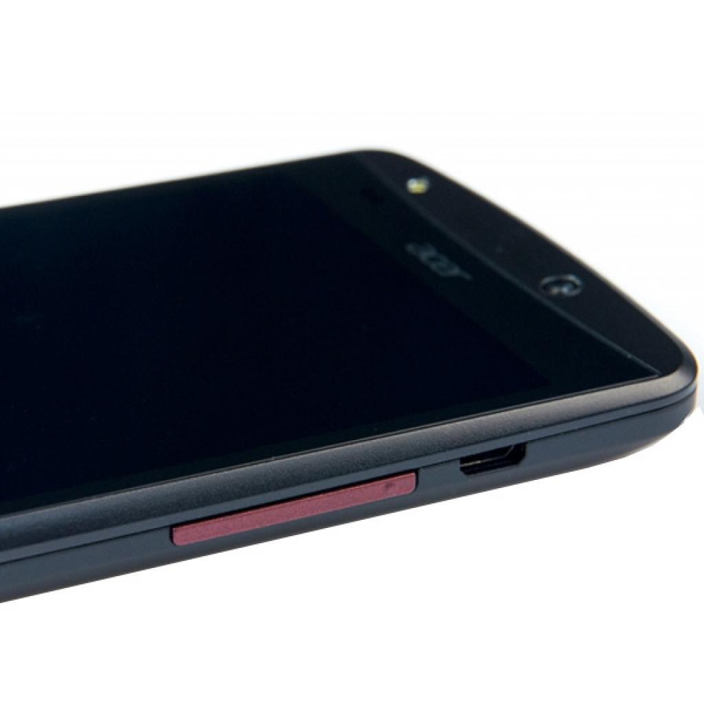 Мобильный телефон Acer Liquid E700 Triple SIM E39 Black (HM.HF9EE.003) изображение 8