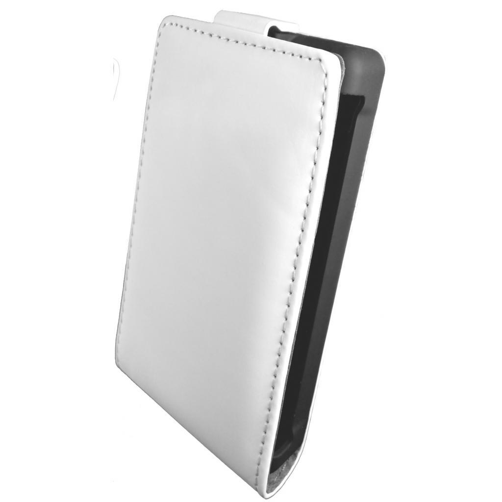 Чехол для моб. телефона GLOBAL для LG E400 Optimus L3 (белый) (1283126446535) изображение 2