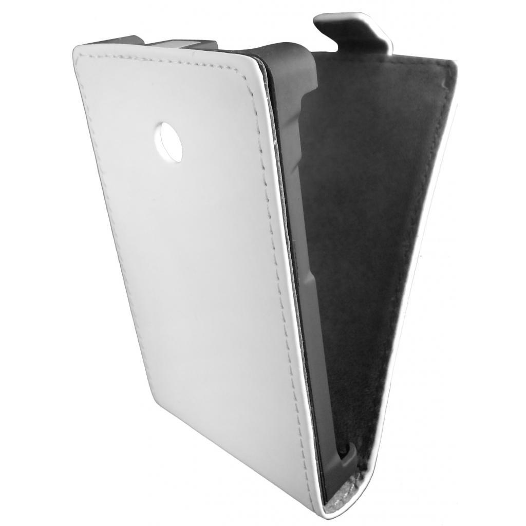 Чехол для моб. телефона GLOBAL для LG E400 Optimus L3 (белый) (1283126446535)
