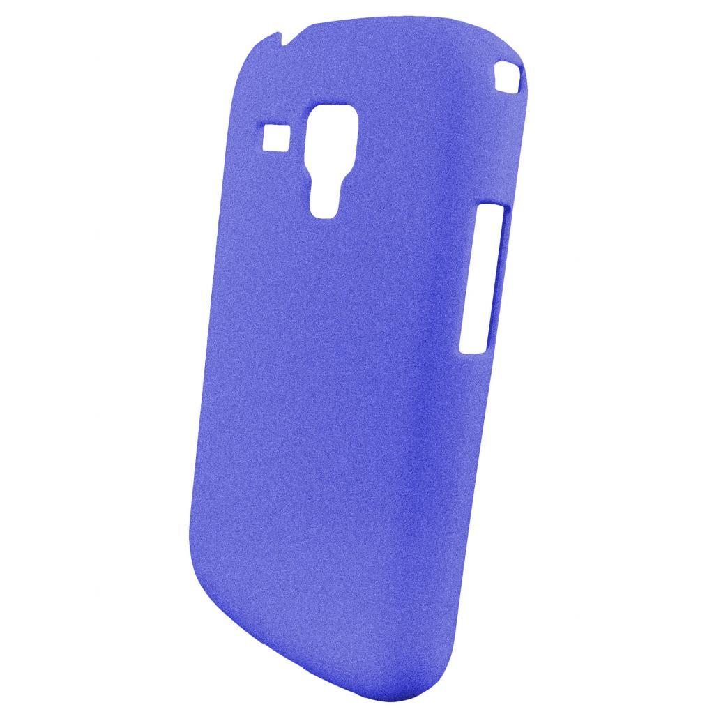 Чехол для моб. телефона GLOBAL для Samsung S7562 Galaxy S Duos (синий) (1283126449956)