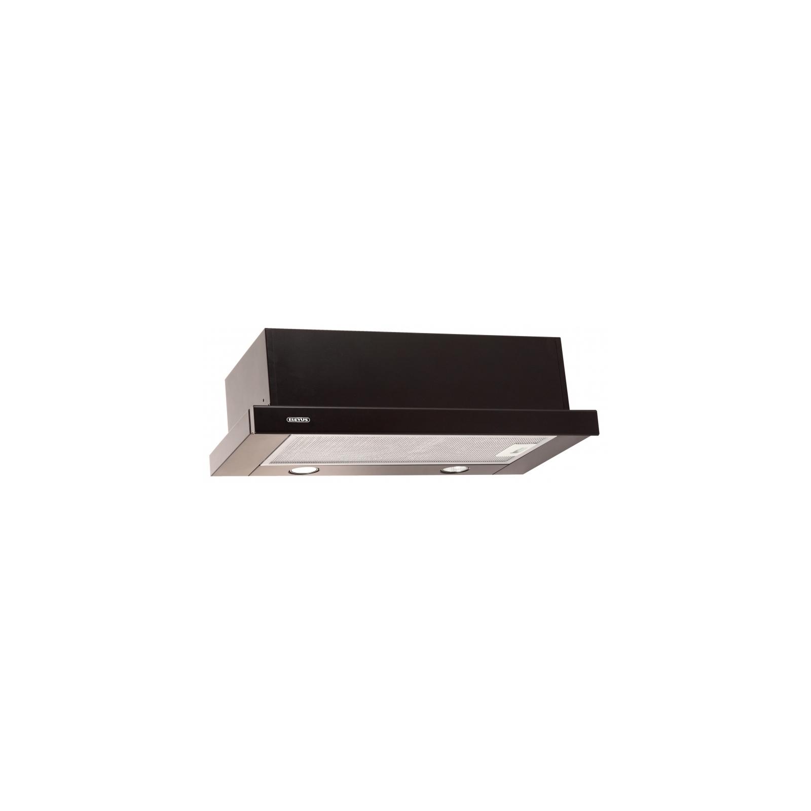 Вытяжка кухонная ELEYUS Storm 1200 LED 60 BL изображение 3