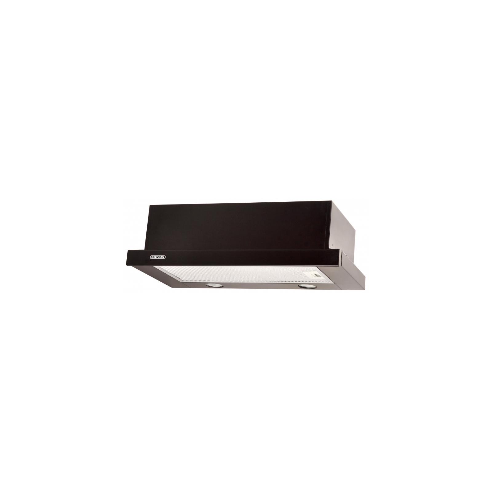 Вытяжка кухонная ELEYUS Storm 1200 LED 60 BL
