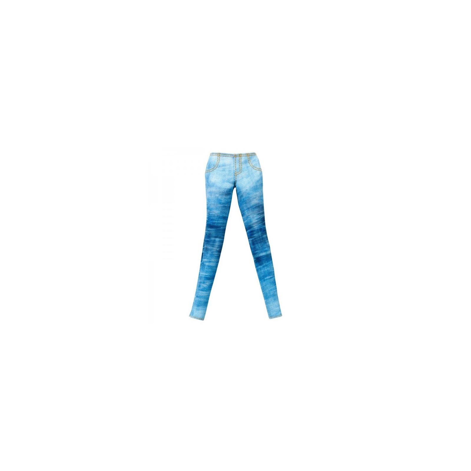 Аксессуар к кукле BARBIE Стильные комбинации Синие джинсы (CFX73-1)
