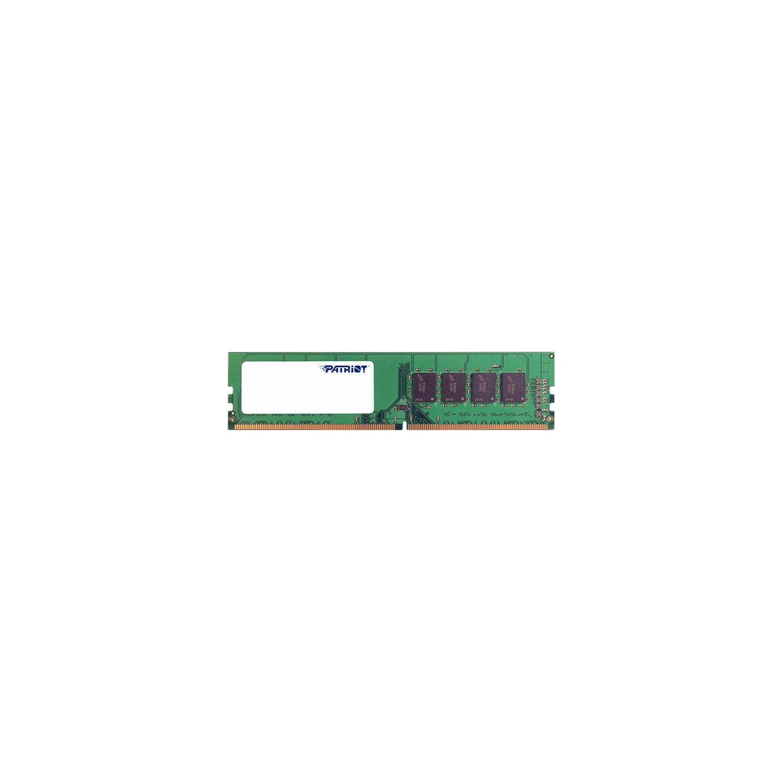 Модуль памяти для компьютера DDR4 4GB 2400 MHz Patriot (PSD44G240081)