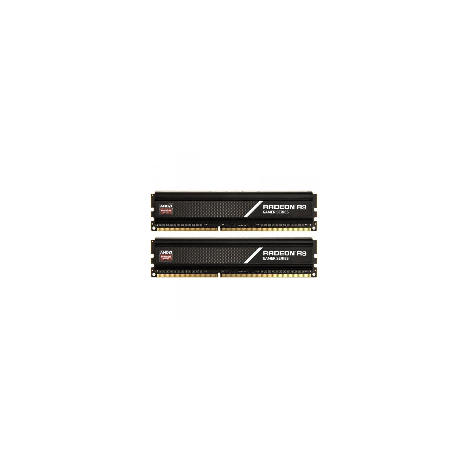 Модуль памяти для компьютера DDR3 8GB (2x4GB) 2400 MHz AMD (R938G2401U1K)