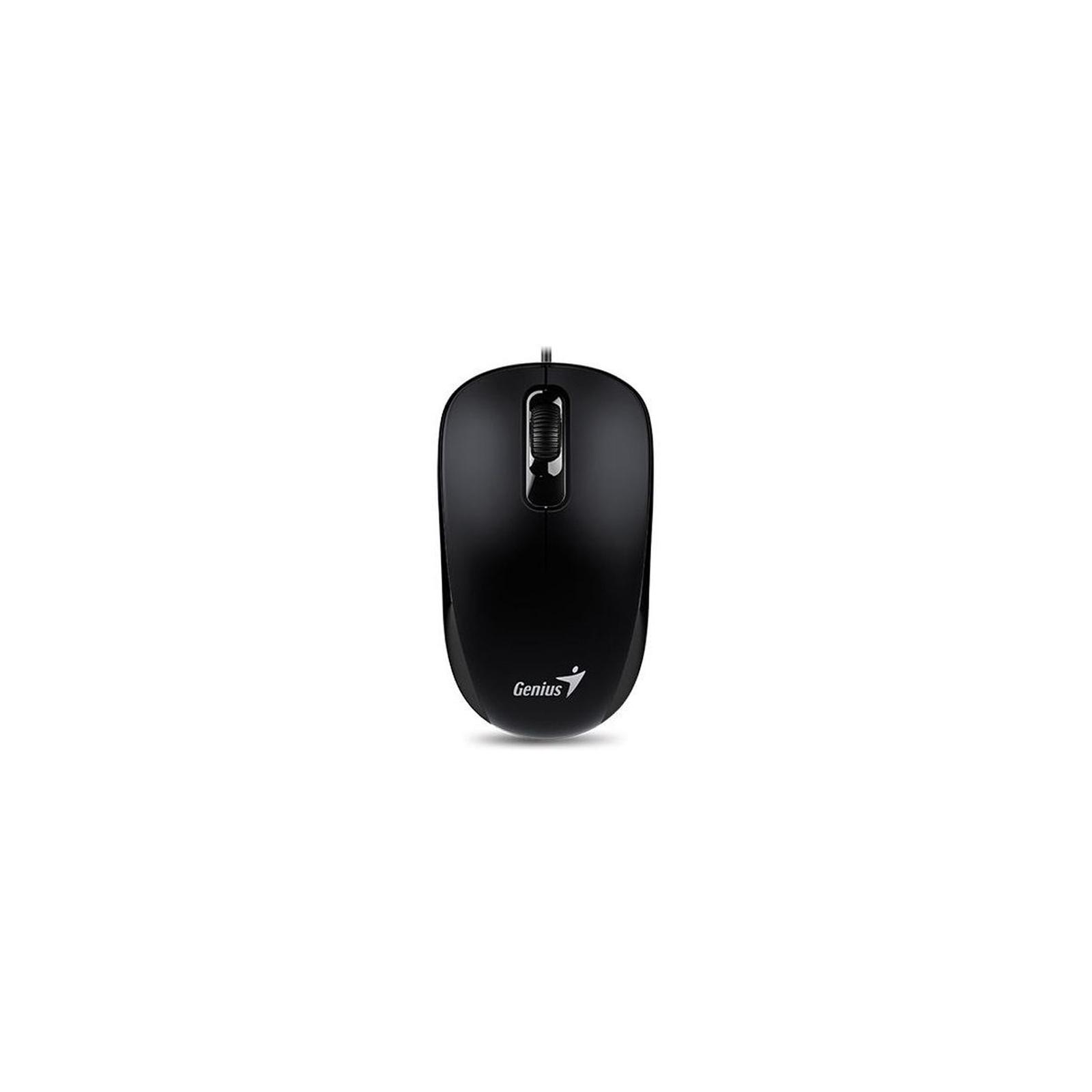 Мышка Genius DX-110 PS2 Black (31010116106) изображение 2