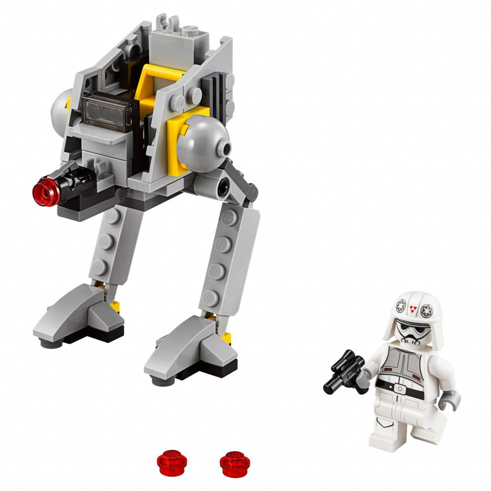 Конструктор LEGO Star Wars Вездеходная оборонительная платформа AT-DP (75130) изображение 2