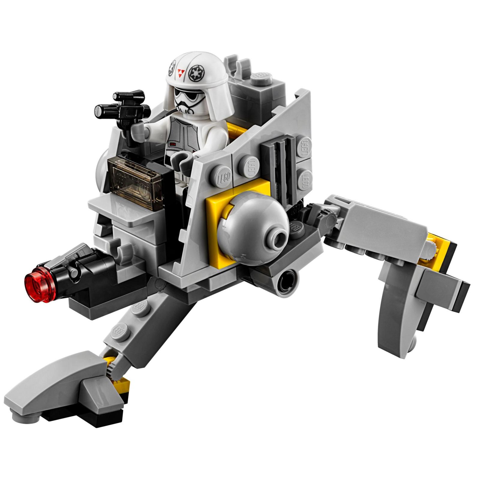 Конструктор LEGO Star Wars Вездеходная оборонительная платформа AT-DP (75130) изображение 4
