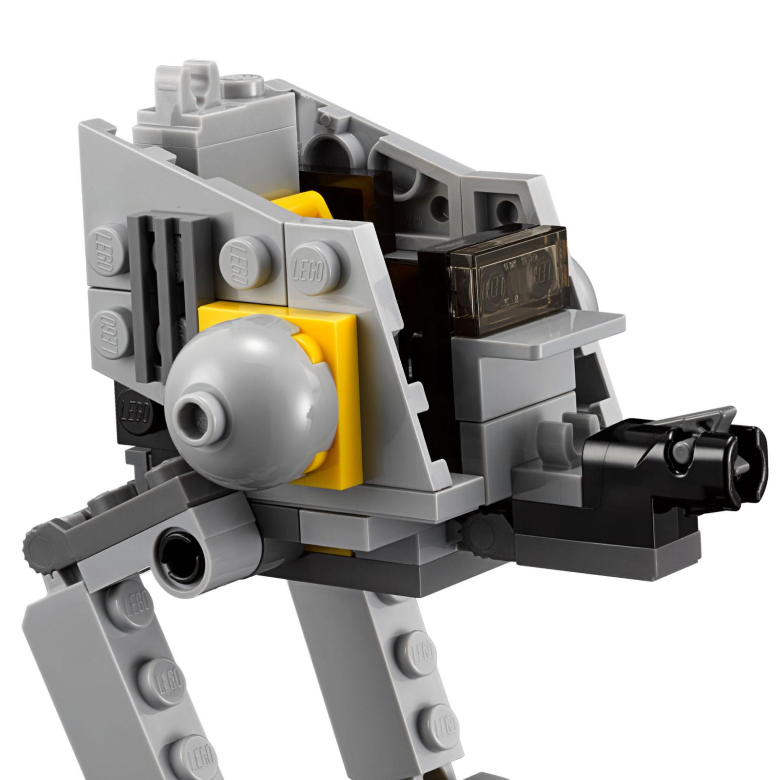 Конструктор LEGO Star Wars Вездеходная оборонительная платформа AT-DP (75130) изображение 5
