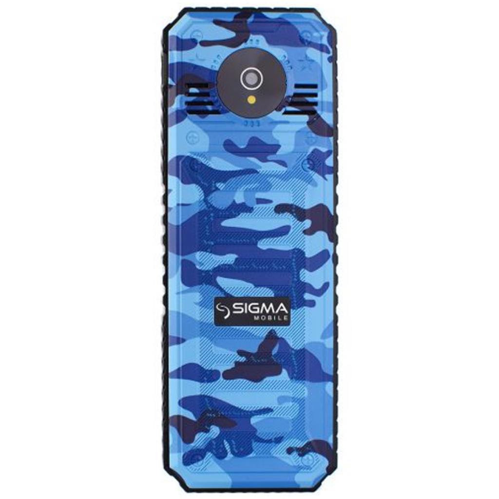 Мобильный телефон Sigma X-style 11 Dual Sim Blue Camouflage (4827798327227) изображение 2