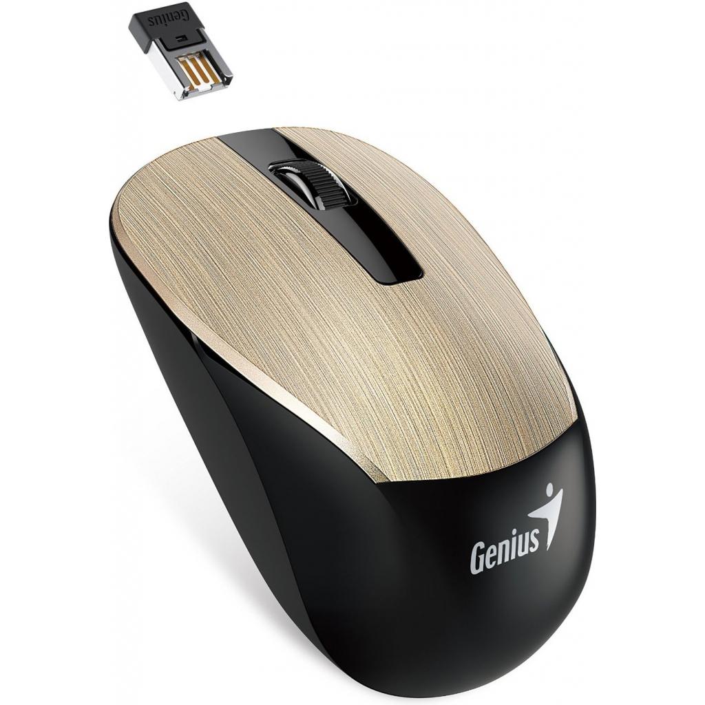 Мышка Genius NX-7015 Gold (31030119103) изображение 2