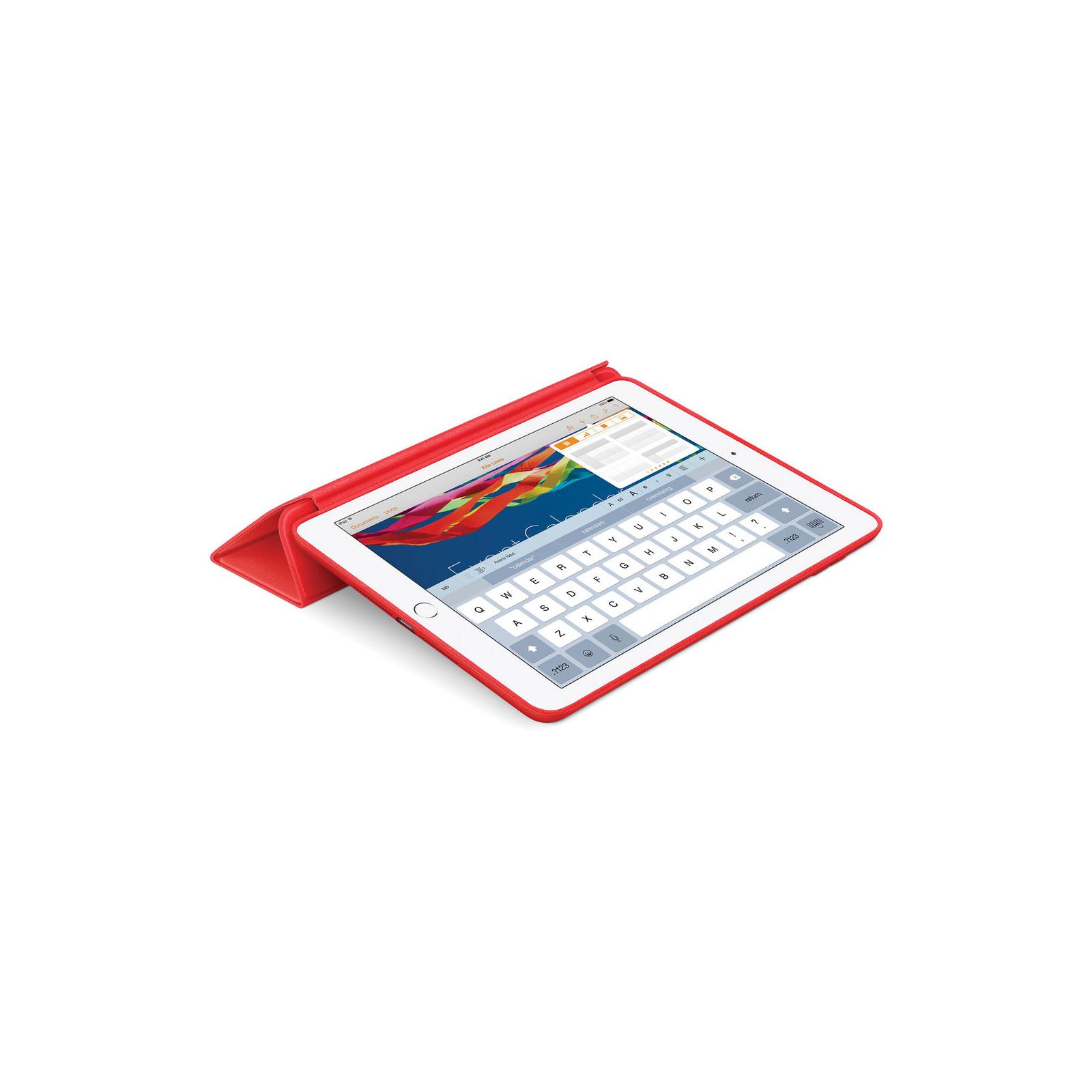 Чехол для планшета Apple Smart Case для iPad Air 2 (bright red) (MGTW2ZM/A) изображение 4