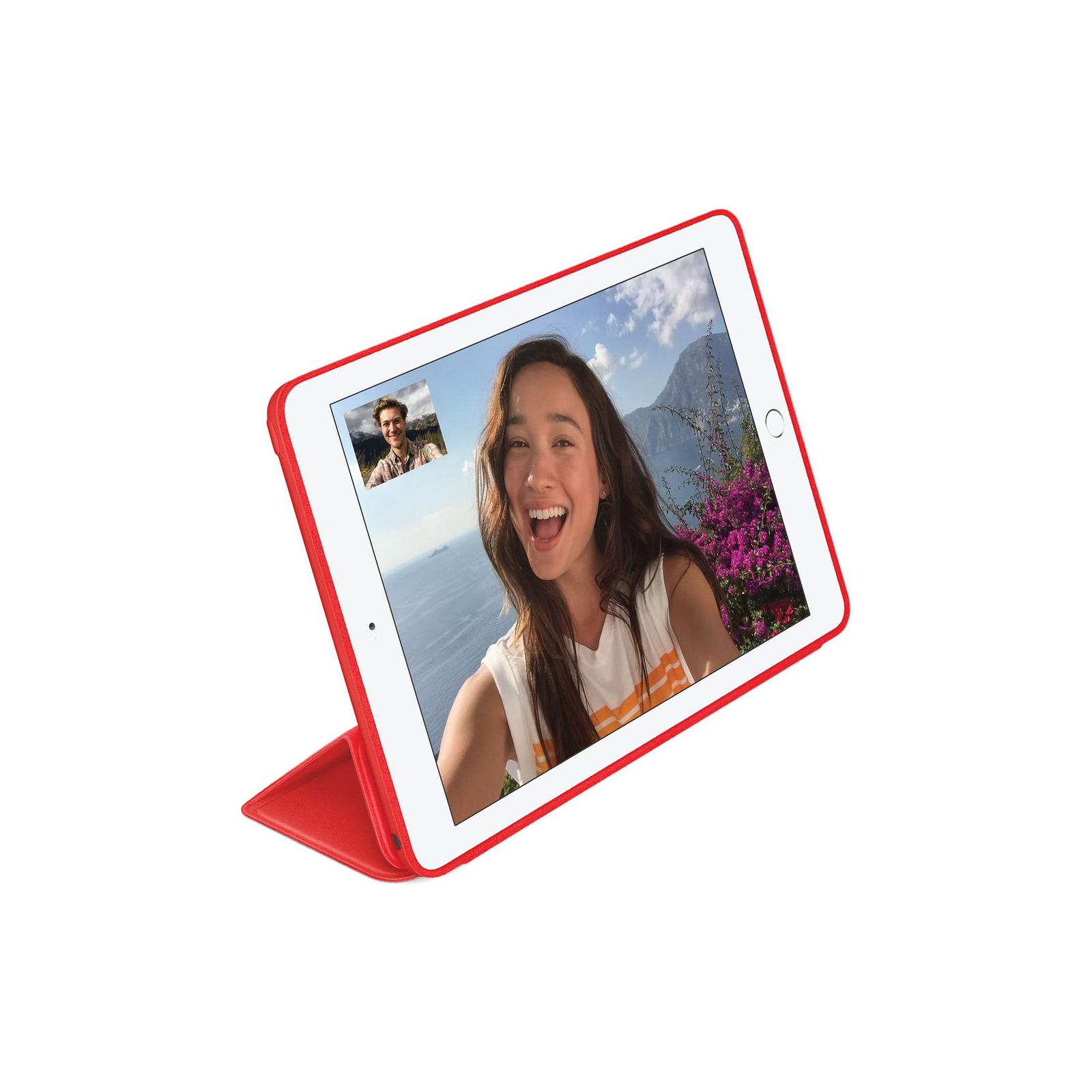 Чехол для планшета Apple Smart Case для iPad Air 2 (bright red) (MGTW2ZM/A) изображение 5