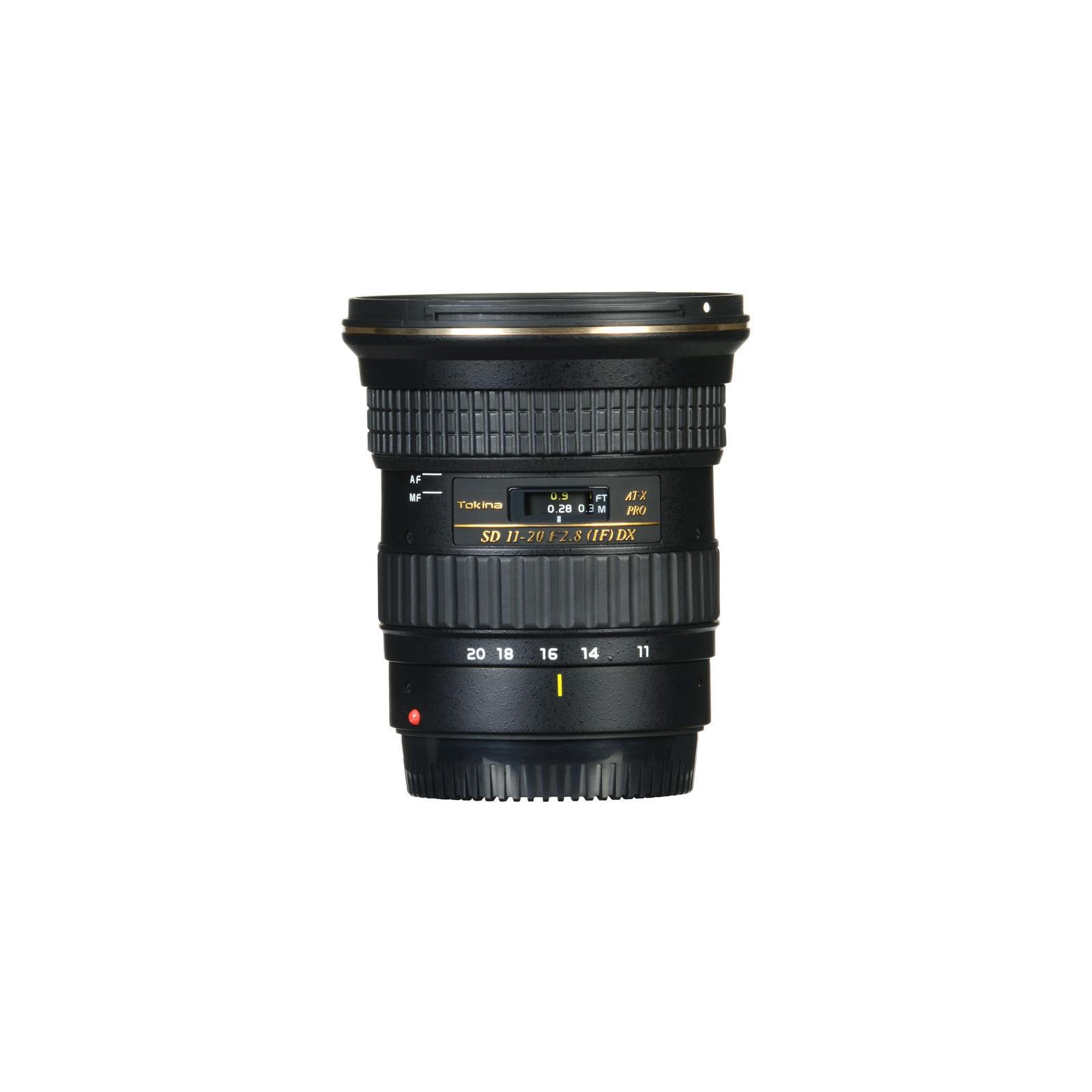 Объектив Tokina AT-X PRO DX 11-20mm f/2.8 (Nikon) (ATXAF120DXN) изображение 2