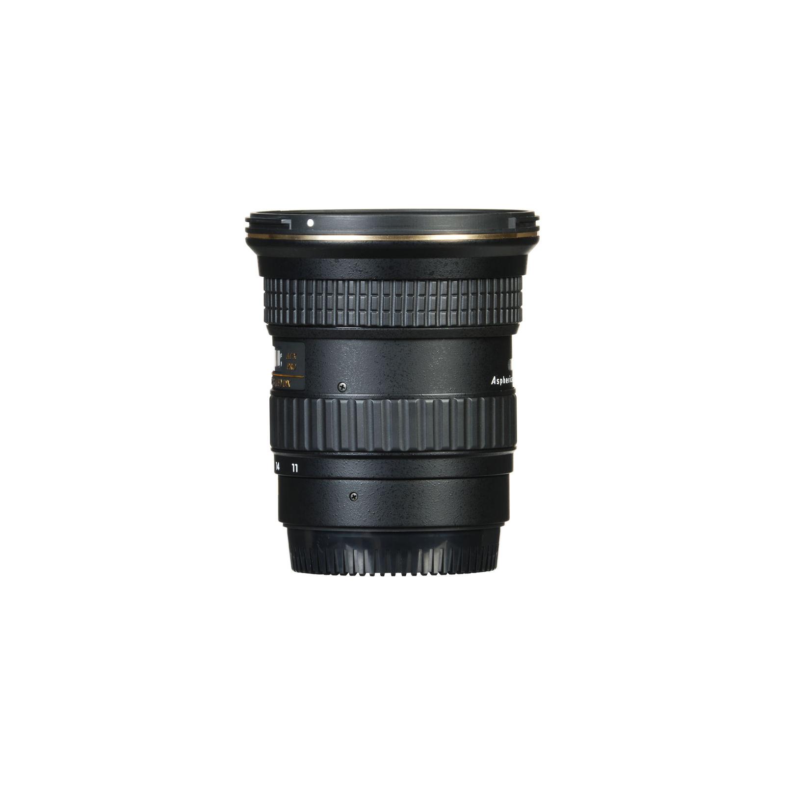 Объектив Tokina AT-X PRO DX 11-20mm f/2.8 (Nikon) (ATXAF120DXN) изображение 3