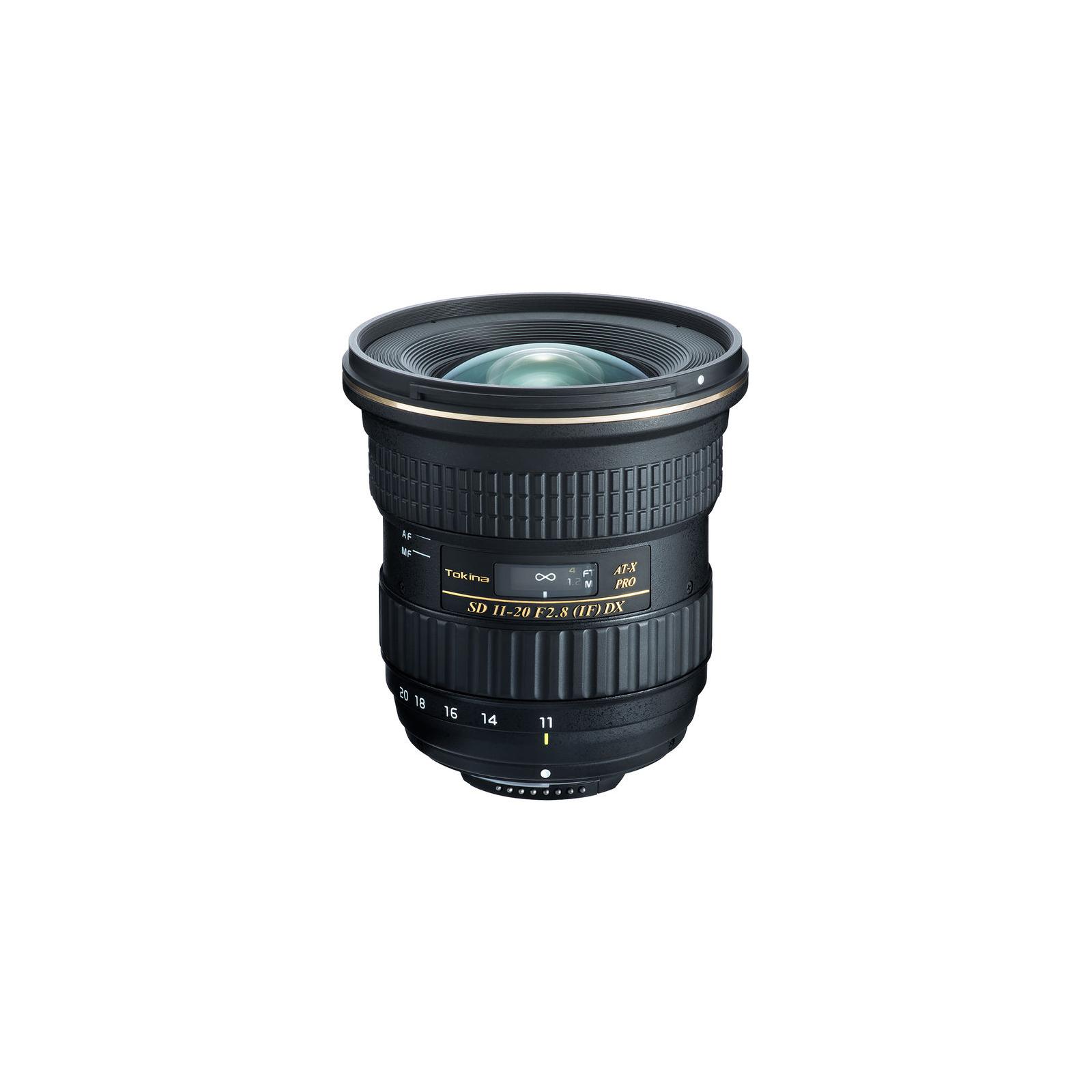 Объектив Tokina AT-X PRO DX 11-20mm f/2.8 (Nikon) (ATXAF120DXN)