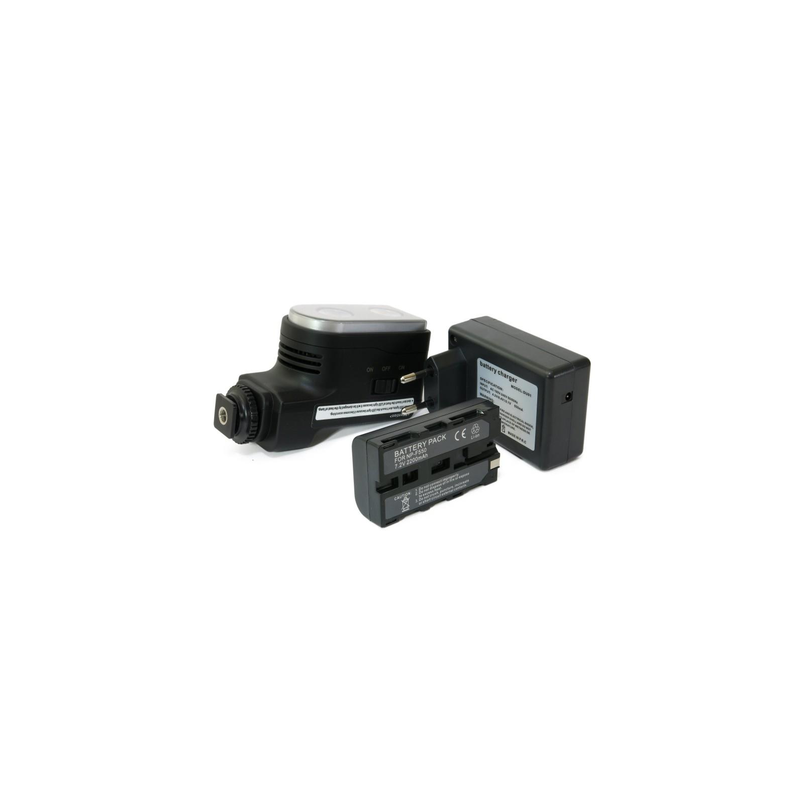 Вспышка EXTRADIGITAL Накамерный свет LED-5004 (LED3200) изображение 5