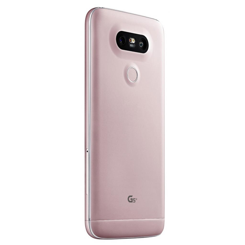Мобильный телефон LG H845 (G5 SE) Pink Gold (LGH845.ACISPK) изображение 4