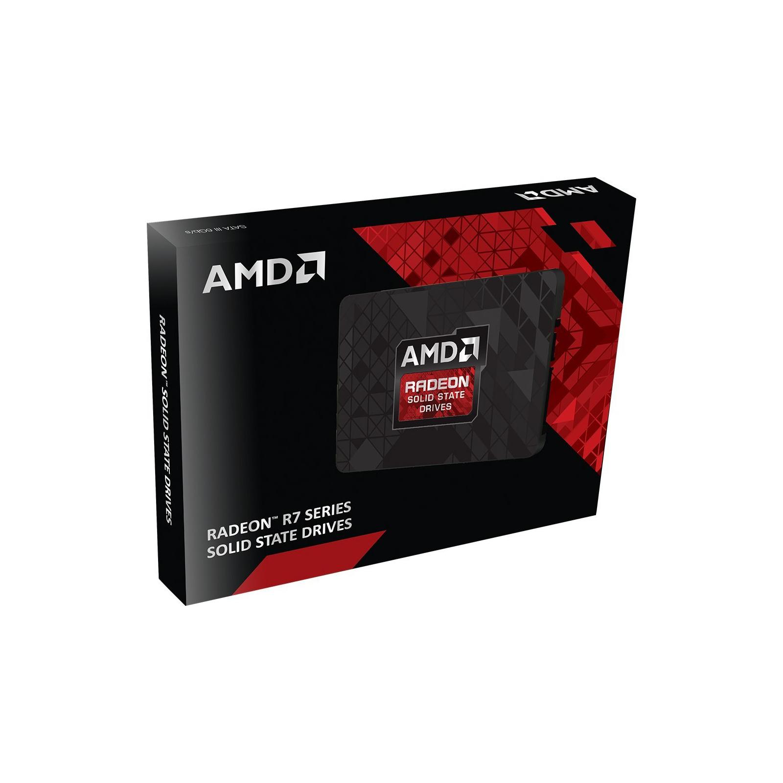 "Накопитель SSD 2.5"" 480GB AMD (R3SL480G) изображение 5"