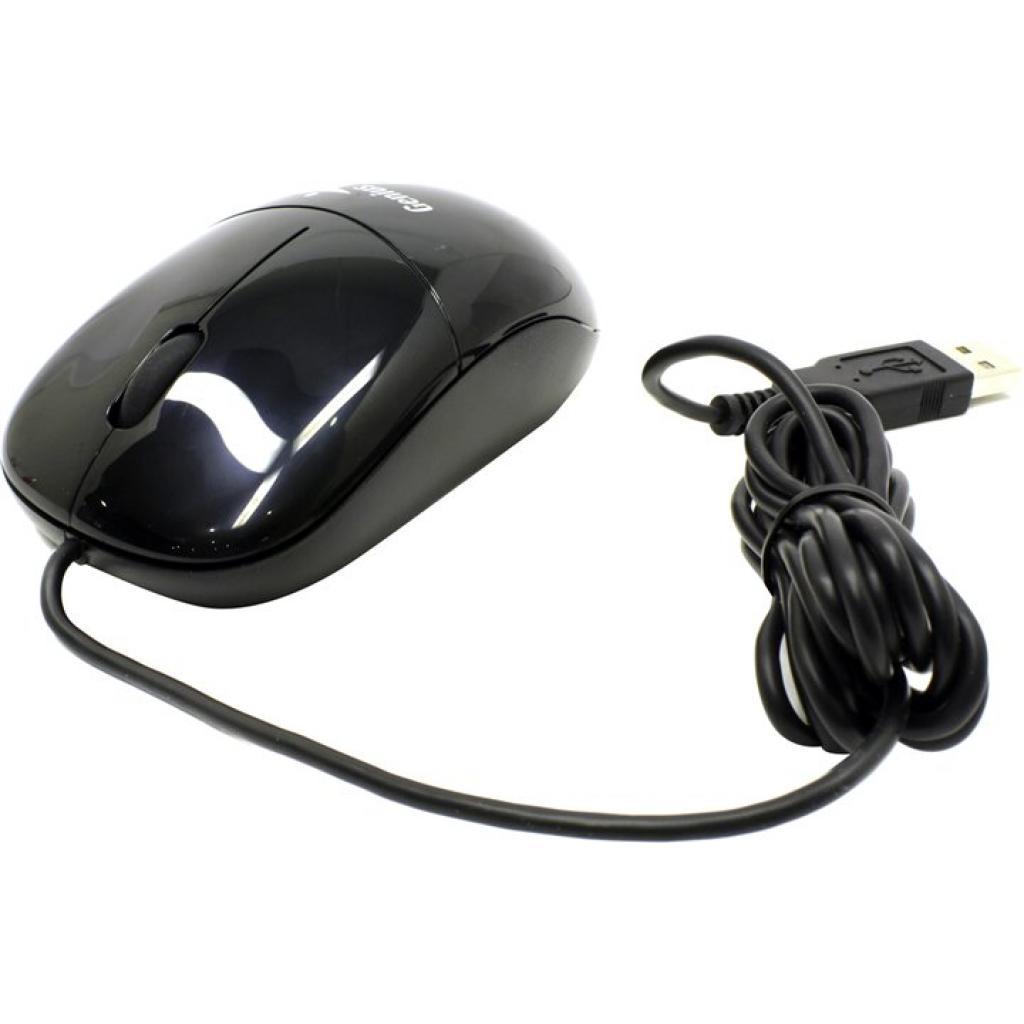 Мышка Genius DX-135 USB, Black (31010236100) изображение 3