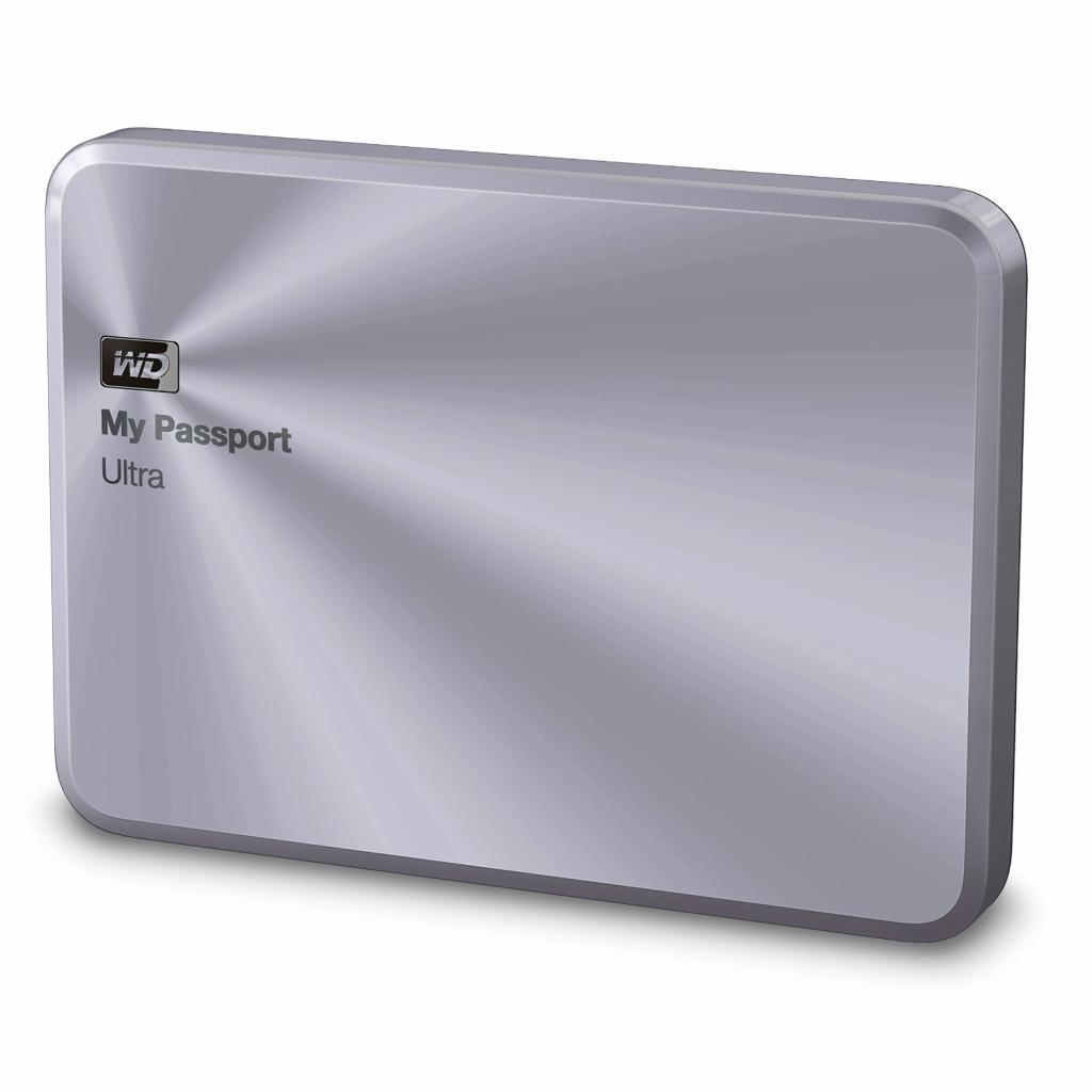 """Внешний жесткий диск 2.5"""" 3TB Western Digital (WDBEZW0030BSL-EESN) изображение 2"""