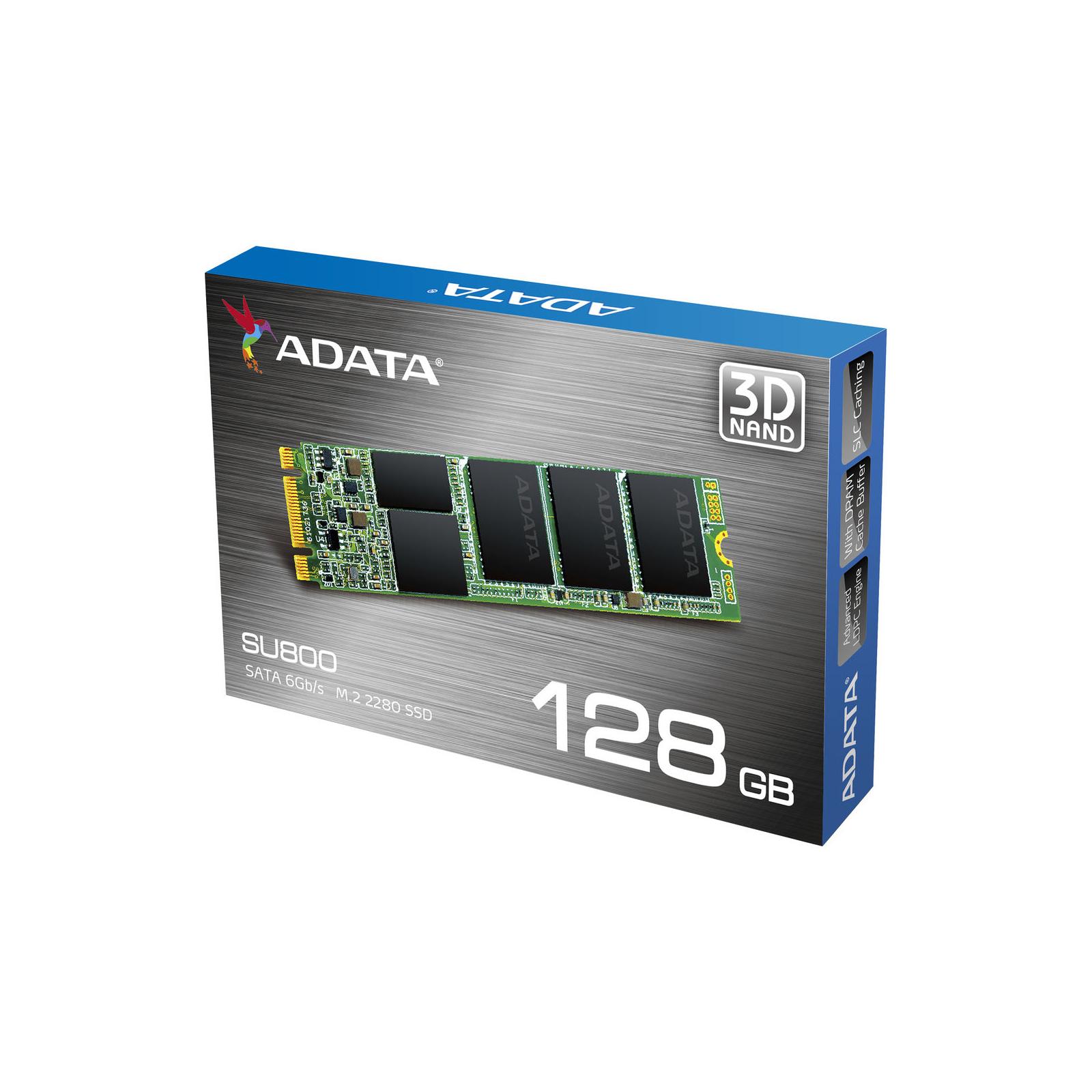 Накопитель SSD M.2 2280 1TB ADATA (ASU800NS38-1TT-C) изображение 7