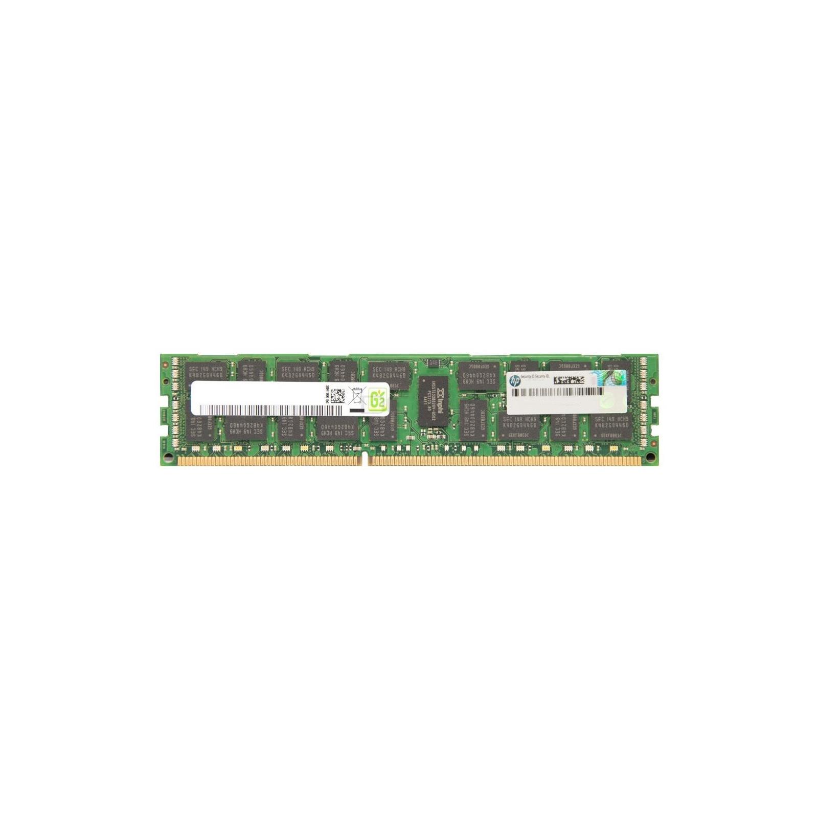 Модуль памяти для сервера DDR3 16GB ECC RDIMM 1600MHz 2Rx4 1.5V CL11 HP (684031-001)