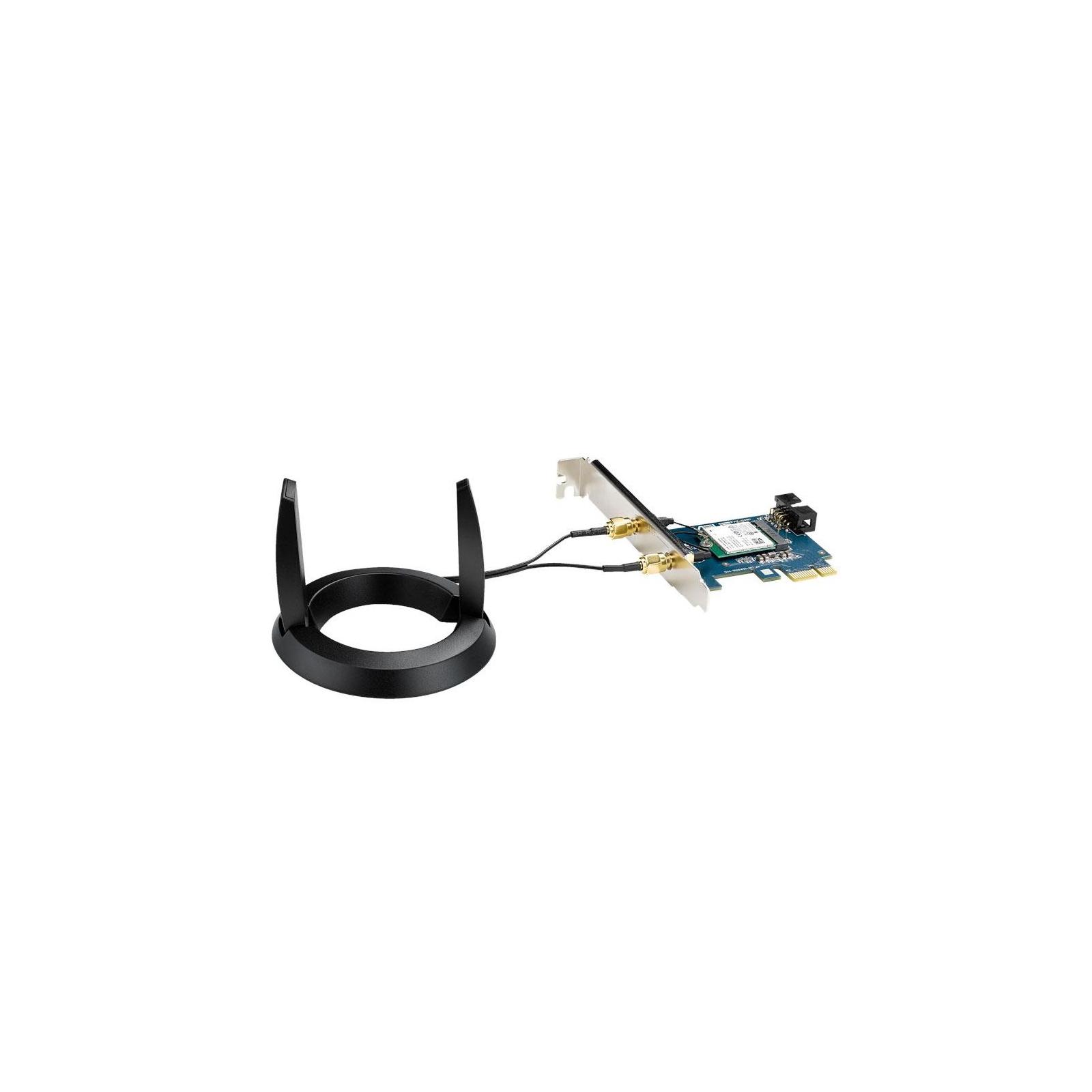 Сетевая карта Wi-Fi ASUS PCE-AC55BT-B1 изображение 2