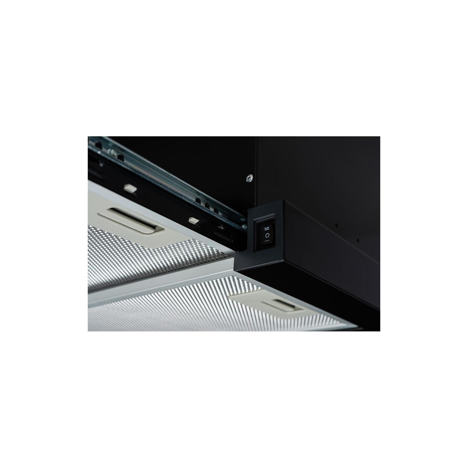 Вытяжка кухонная MINOLA HTL 6612 BL 1000 LED изображение 5