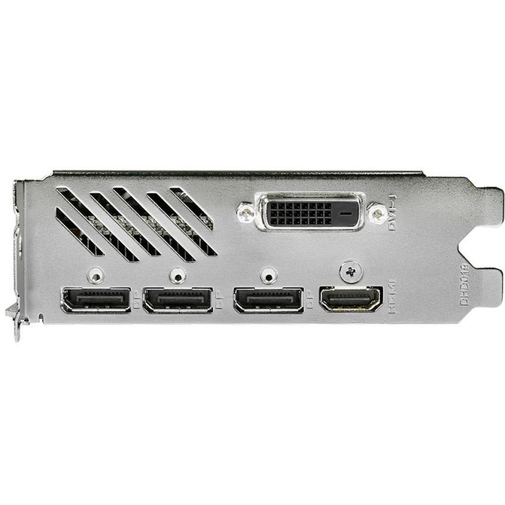Видеокарта GIGABYTE Radeon RX 580 8192Mb GAMING BULK (GV-RX580GAMING-8GD-MI) изображение 5