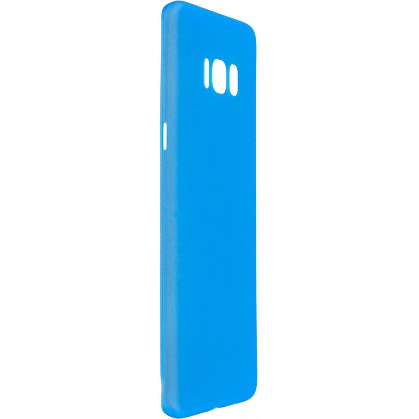 Чехол для моб. телефона MakeFuture Ice Case (PP) для Samsung S8 Blue (MCI-SS8BL) изображение 2