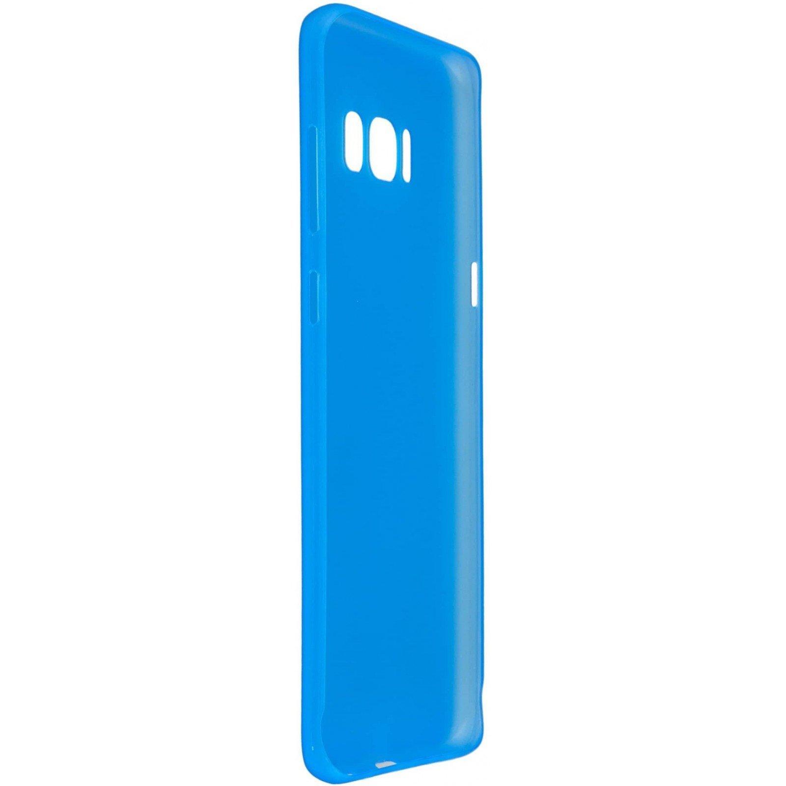 Чехол для моб. телефона MakeFuture Ice Case (PP) для Samsung S8 Blue (MCI-SS8BL) изображение 3