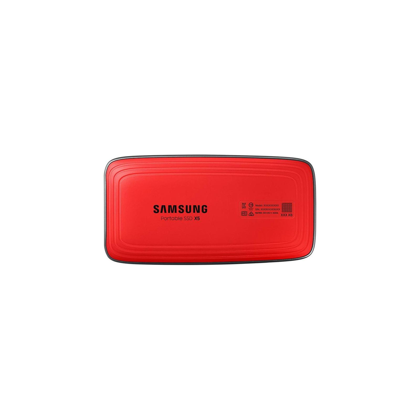 Накопитель SSD USB 3.1 1TB Samsung (MU-PB1T0B/WW) изображение 4