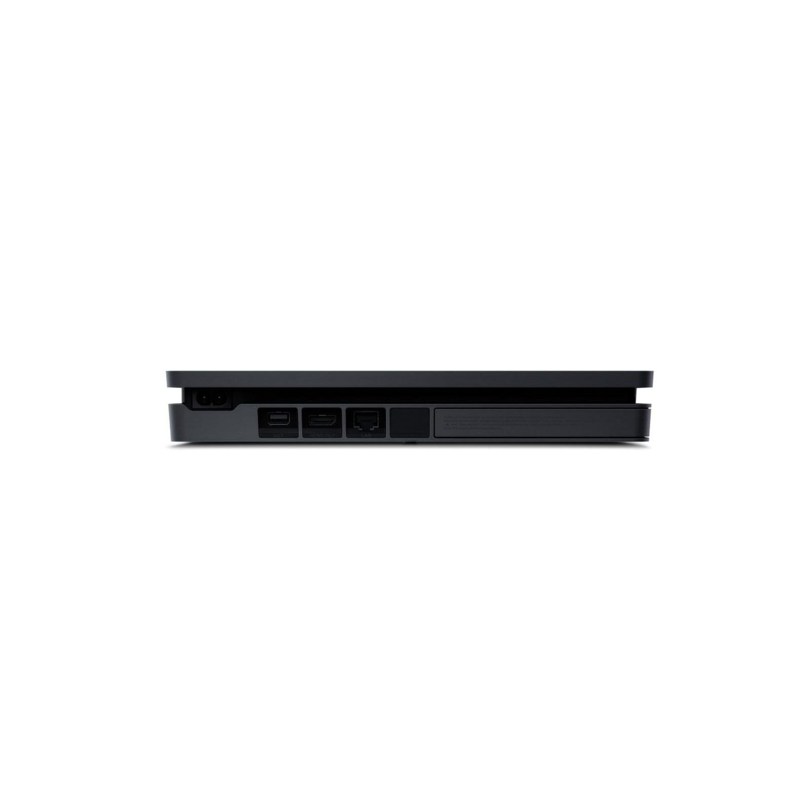 Игровая консоль SONY PlayStation 4 Slim 500 Gb Black (HZD+GTS+UC4+PSPlus 3М) (9779117) изображение 4