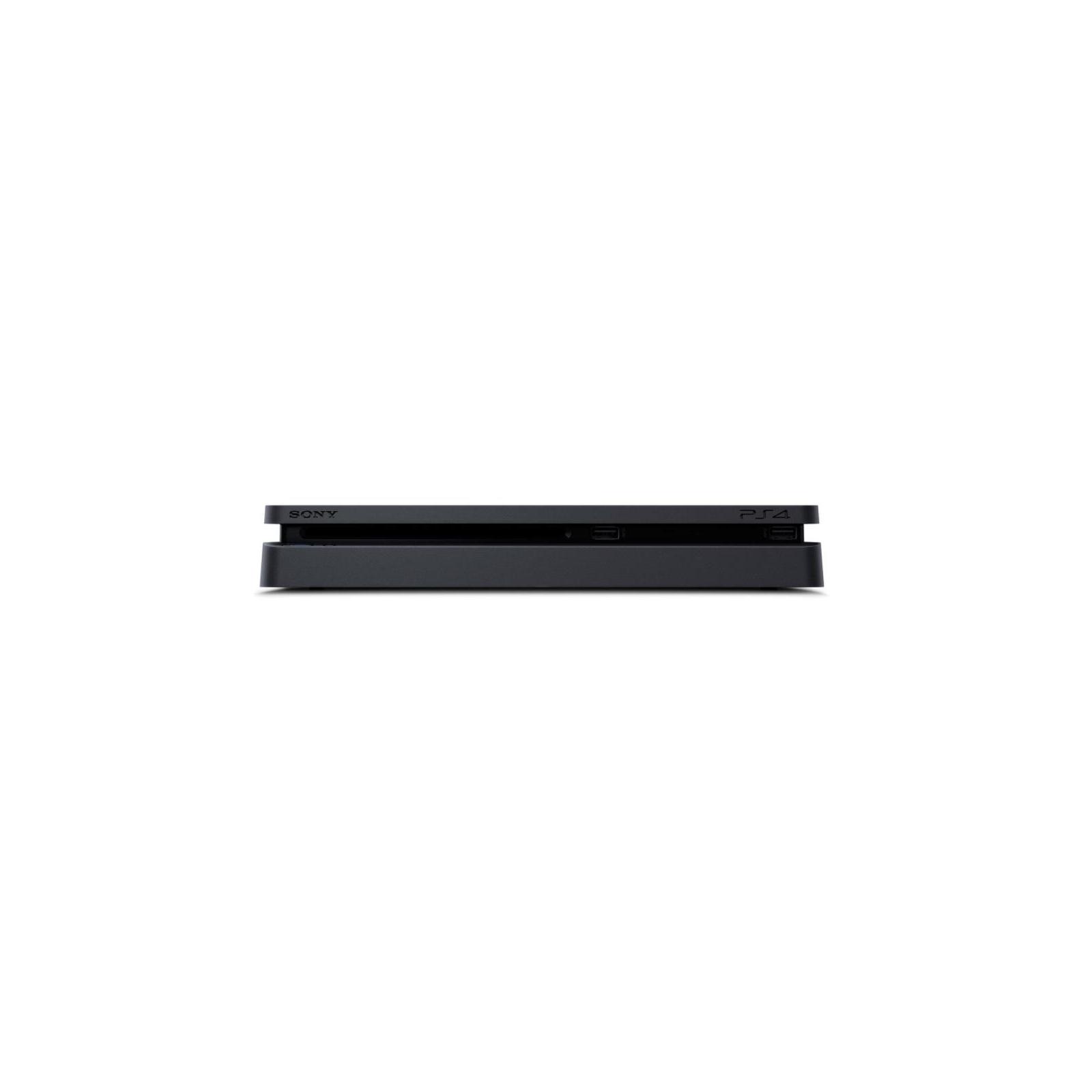 Игровая консоль SONY PlayStation 4 Slim 500 Gb Black (HZD+GTS+UC4+PSPlus 3М) (9779117) изображение 5