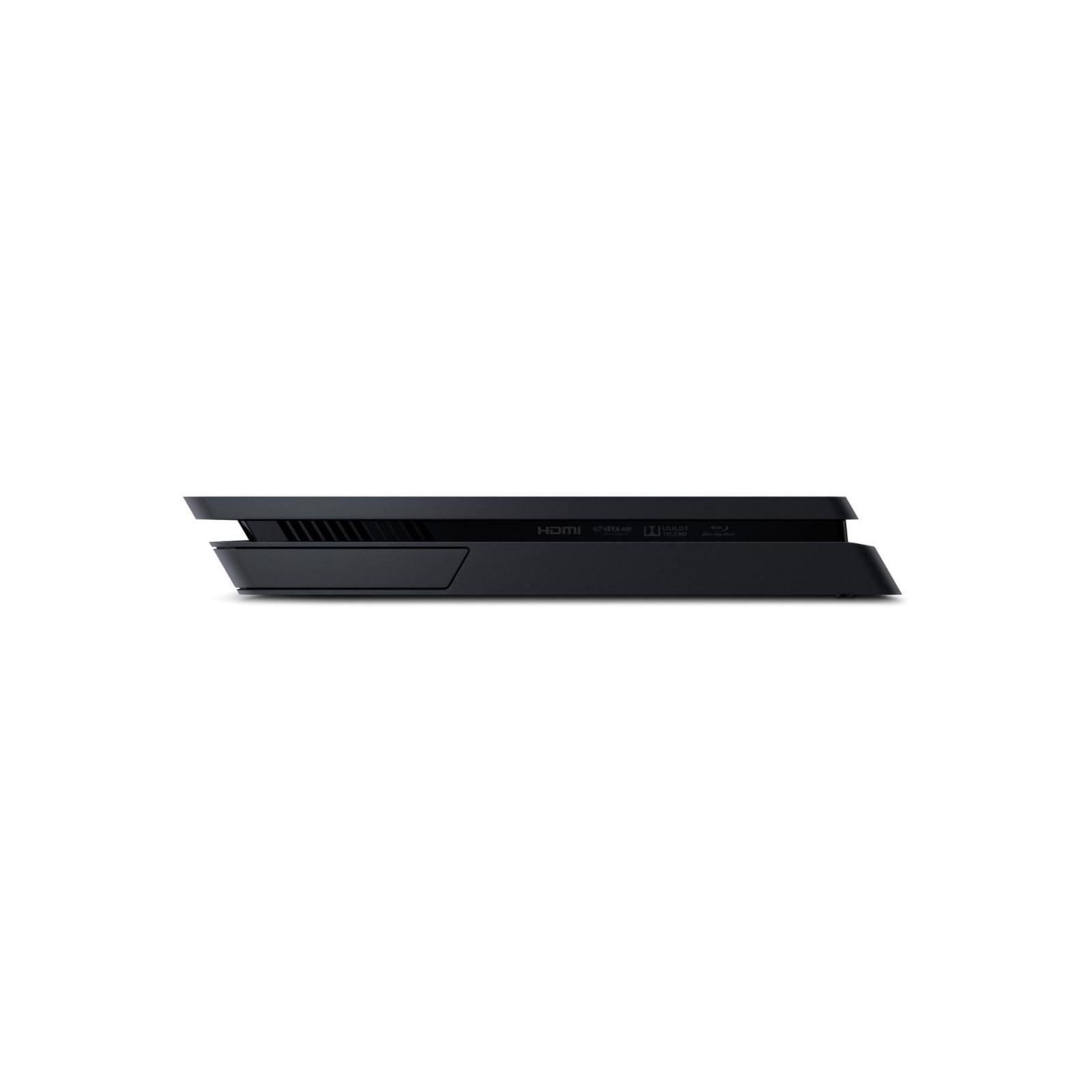 Игровая консоль SONY PlayStation 4 Slim 500 Gb Black (HZD+GTS+UC4+PSPlus 3М) (9779117) изображение 6
