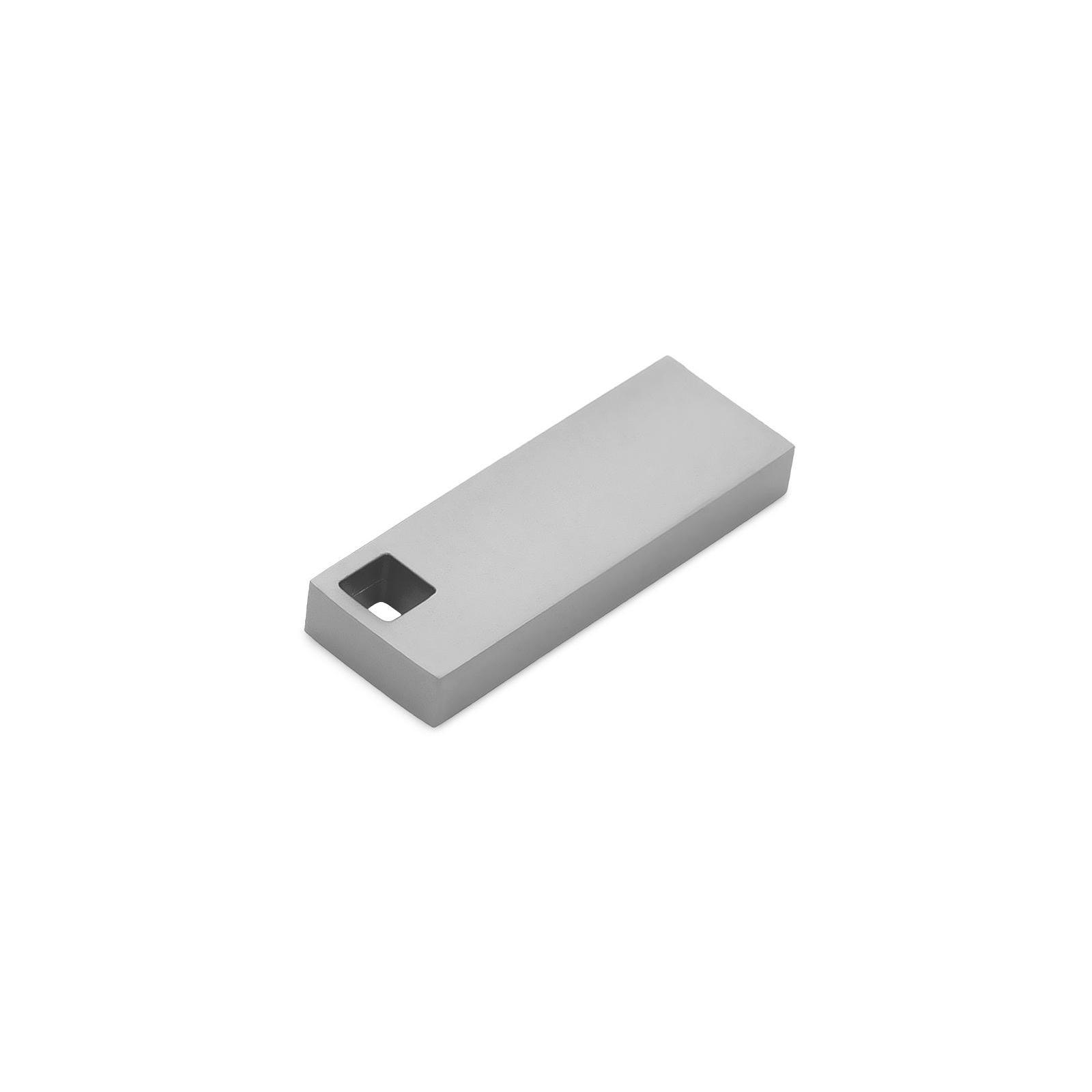 USB флеш накопитель eXceleram 128GB U1 SeriesSilver USB 3.1 Gen 1 (EXP2U3U1S128) изображение 3