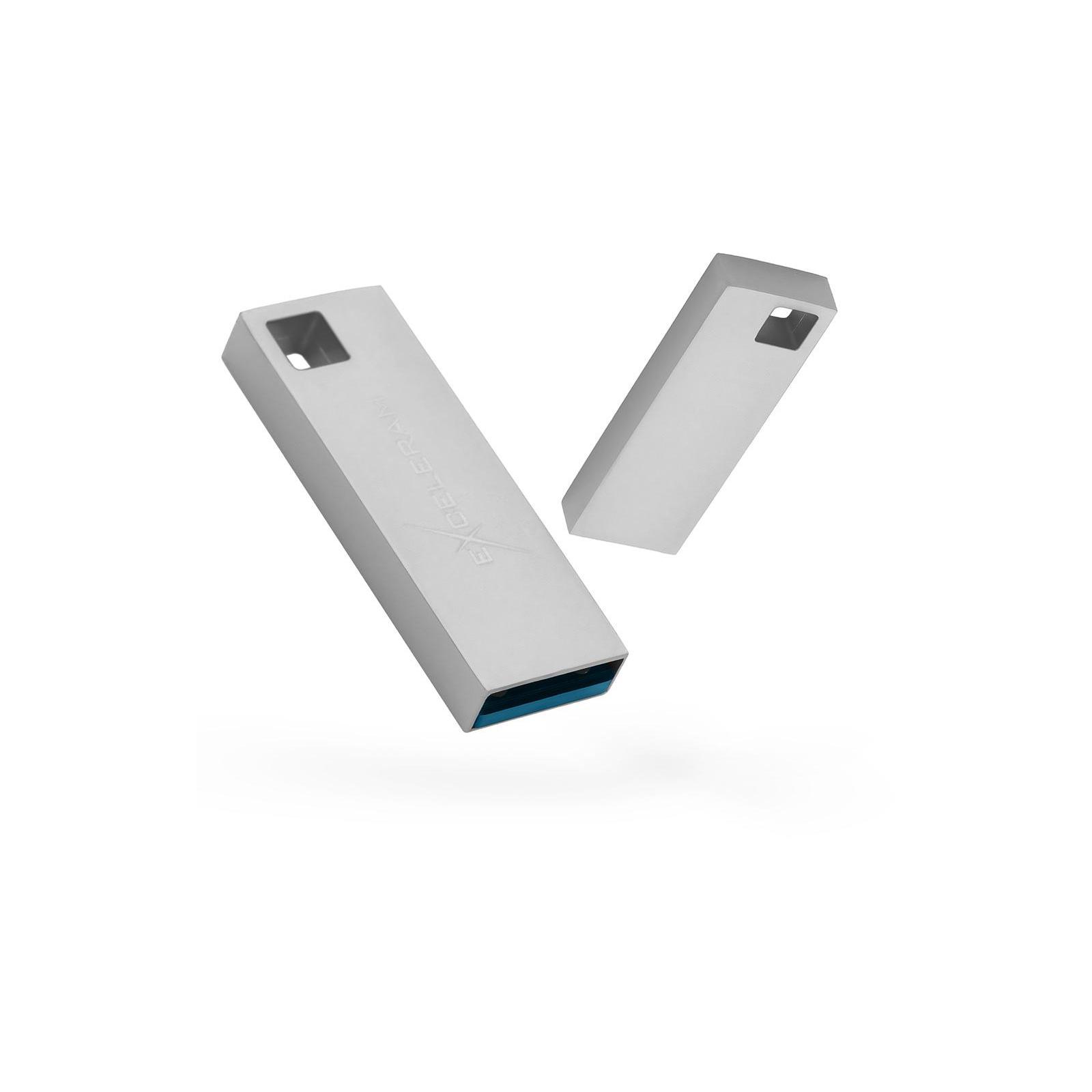 USB флеш накопитель eXceleram 128GB U1 SeriesSilver USB 3.1 Gen 1 (EXP2U3U1S128)