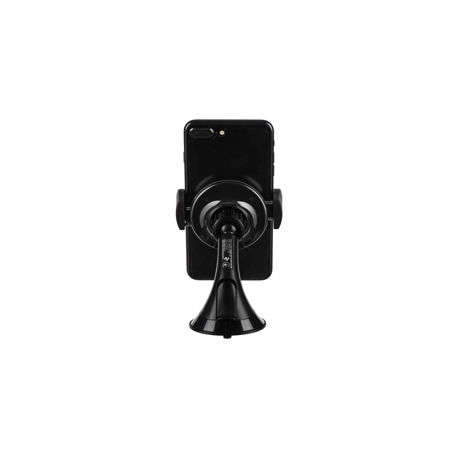 Зарядний пристрій 2E Car Mount Rotating Wireless Charger, 5W, black (2E-WCQ01-03) зображення 7
