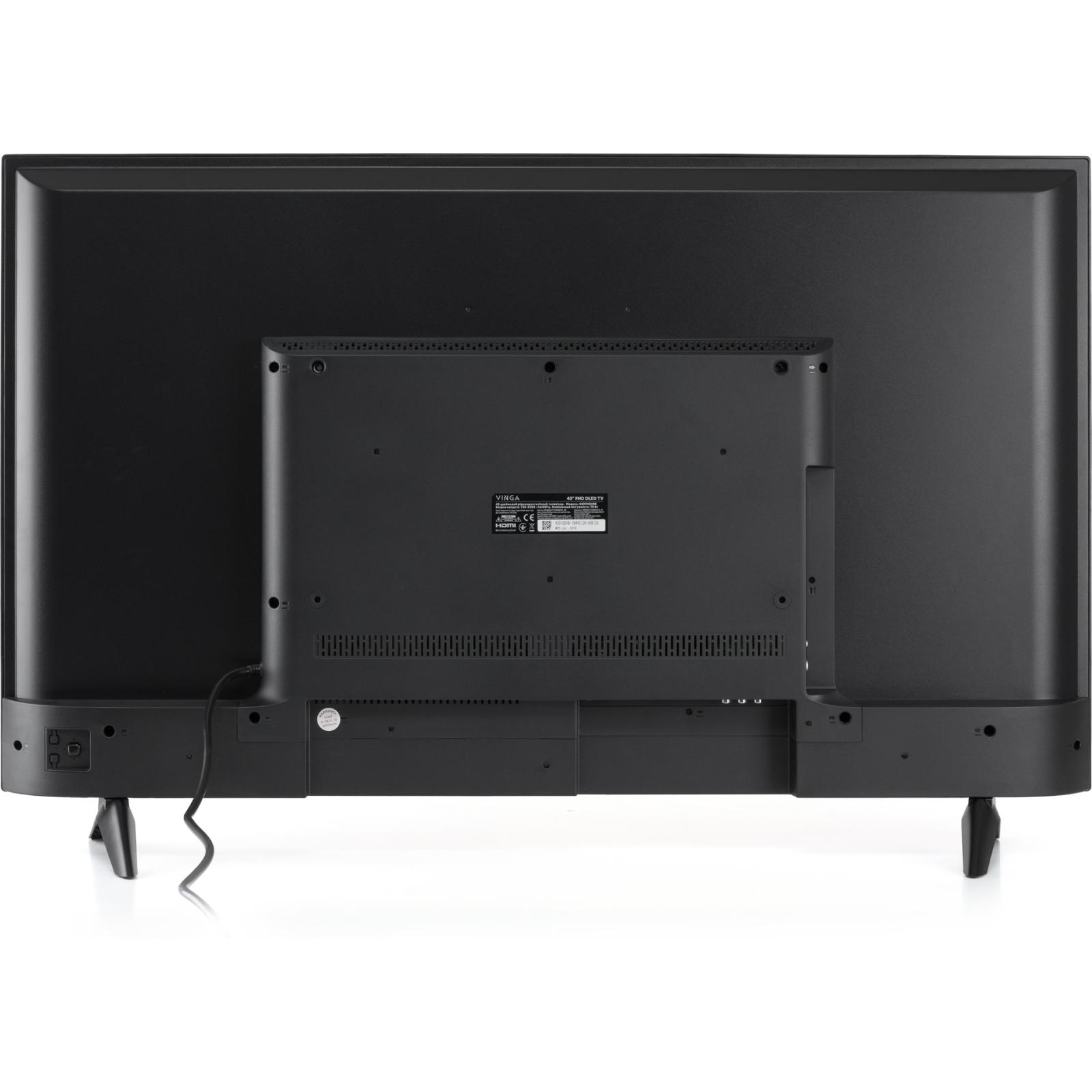 Телевізор Vinga S43FHD20B зображення 5