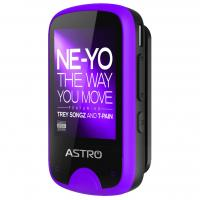 mp3 плеєр Astro M5 Black/Purple