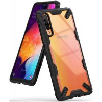 Чехол для моб. телефона Ringke Fusion X Samsung Galaxy A50 Black (RCS4523)