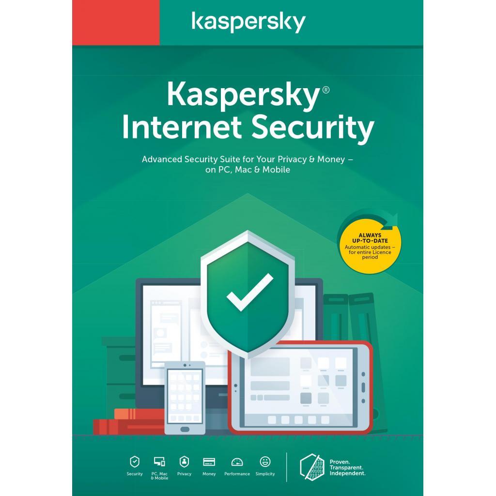 Антивирус Kaspersky Internet Security Multi-Device 2020 5 ПК 1 год Renewal Card (5056244903374)