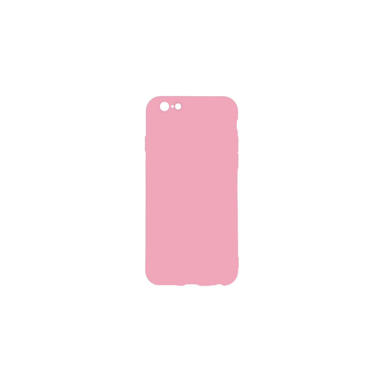 Чехол для моб. телефона Toto 1mm Matt TPU Case Apple iPhone 6 Plus/6s Plus Pink (F_93952)