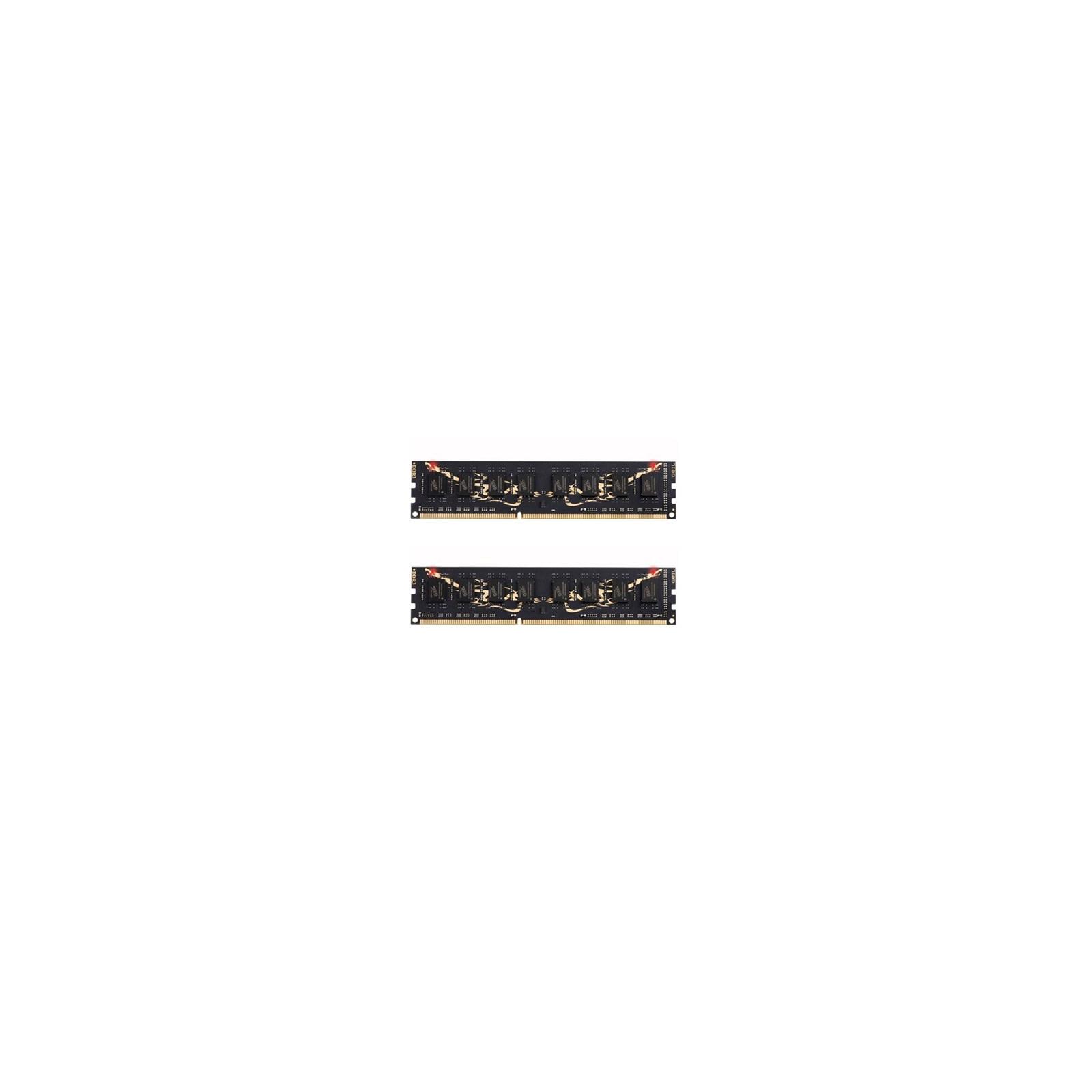 Модуль памяти для компьютера DDR3 8GB (2x4GB) 1333 MHz GEIL (GB38GB1333C9DC)