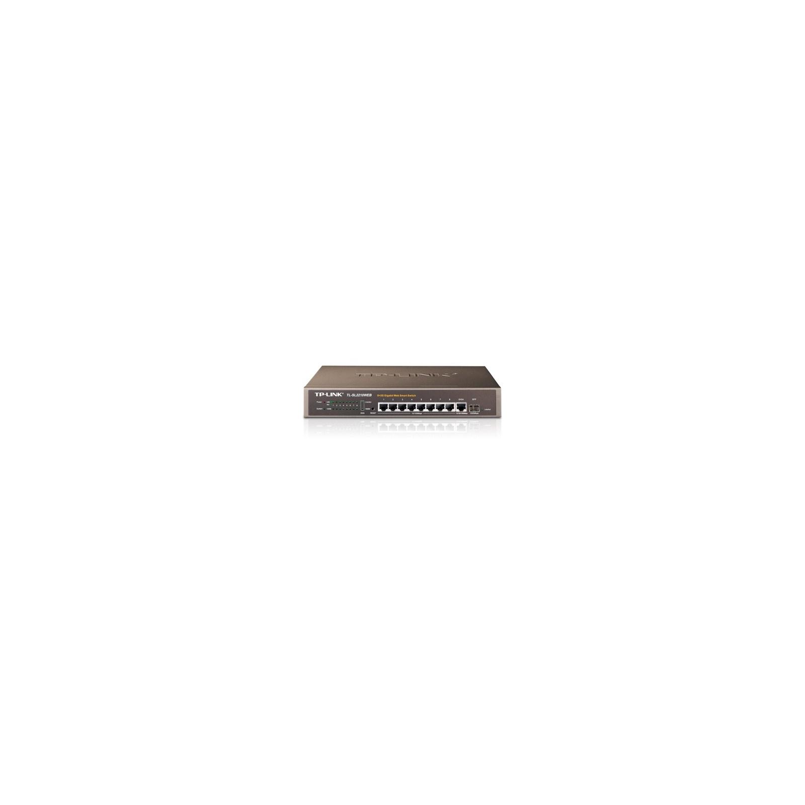 Коммутатор сетевой TP-Link TL-SL2210WEB